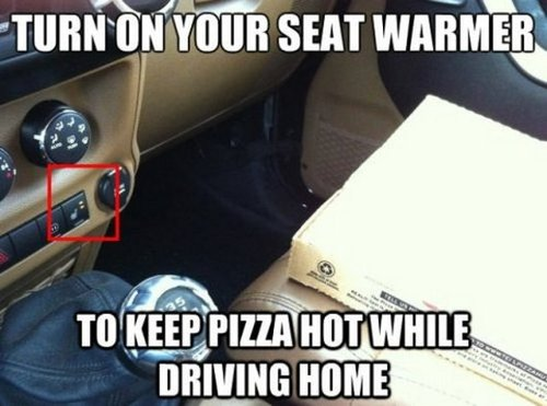 life-hack-cars-heated-seats-pizza-warmer